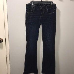 AE Artist bootcut Jeans